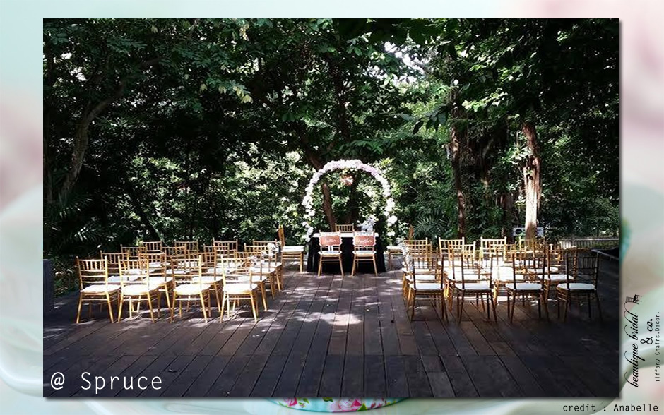 Cheap Tiffany Chairs Rental Singapore By Beautique Bridal Co Pte Ltd
